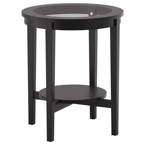 MALMSTA Mesa Lateral   negro café   IKEA