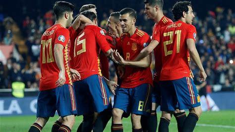 Malta   España: horario y donde ver el partido