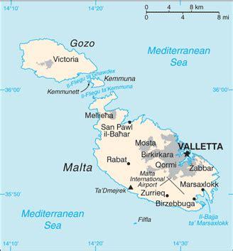 Malta   Geografía   Libro Mundial de Hechos