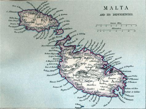 Malta   Heograpikal Maps ng Malta   Philippines Press