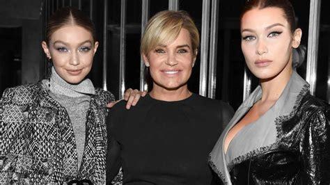 Mamá de Gigi Hadid confirma el embarazo de la modelo y ...