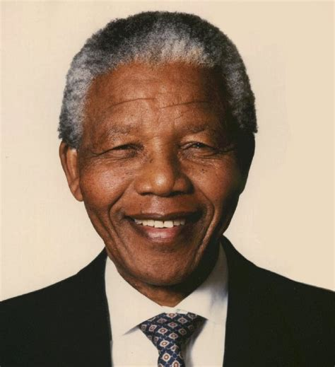 Mama pidgin: Former South African President Nelson Mandela ...