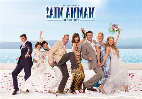Mamma Mia, La Película de la Semana
