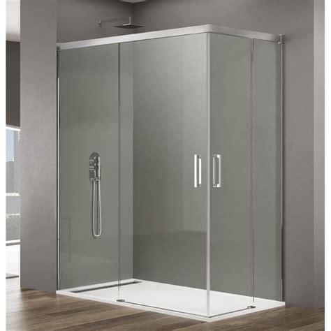 Mampara de ducha gme 120x70 cm basic angular | Gme
