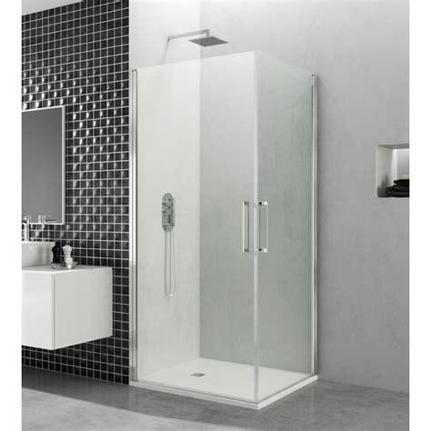 Mampara de ducha gme angular abatible open combi k 60x60 ...