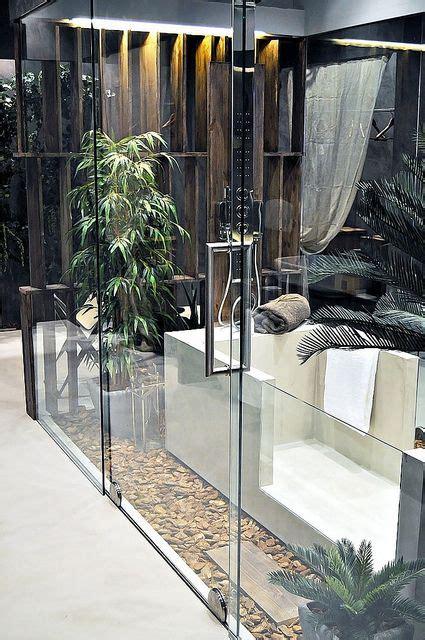 Mampara de la firma Lasser. #bathroom   Duchas con mampara ...