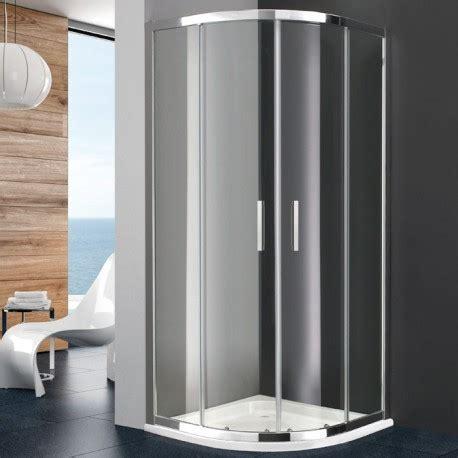 Mamparas de ducha semicirculares con puertas correderas y ...