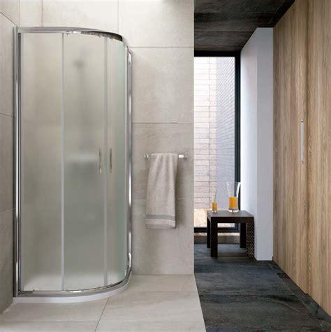 Mamparas para duchas online semicircualres Luxus ...