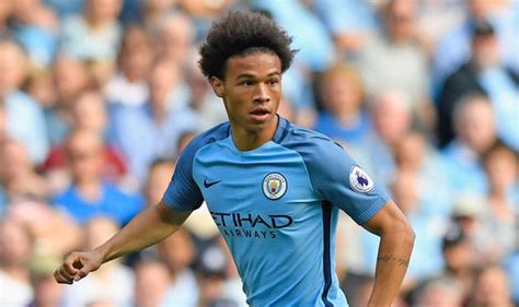 Man City News: Leroy Sane insists no one is reaching for ...