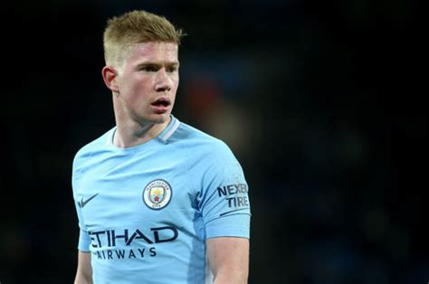Man City star Kevin De Bruyne's off the record Barcelona ...