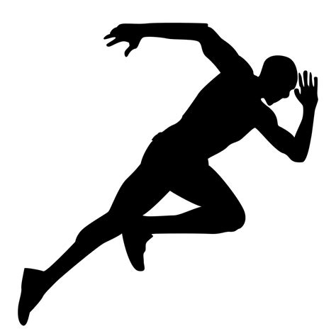 Man Running Icon #200173   Free Icons Library