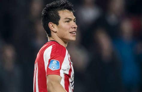 Man Utd rival Arsenal for Hirving Lozano transfer from PSV
