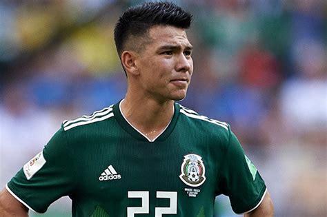 Man Utd transfer news: Hirving Lozano negotiations  to ...