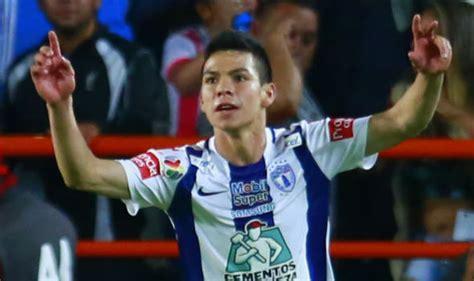 Man Utd Transfer News: Mexican winger Hirving Lozano ...