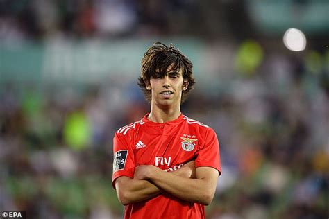 Manchester City  hold talks with Benfica in London  over £ ...