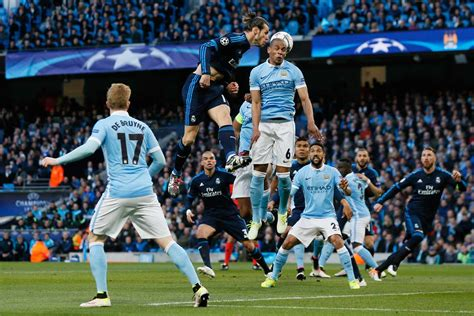 Manchester City   Real Madrid, Champions League en directo