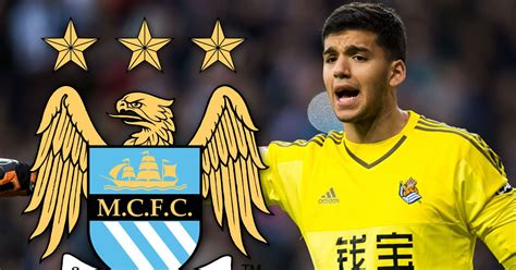 Manchester City sign Geronimo Rulli from Deportivo ...