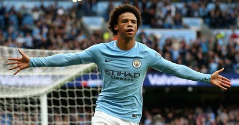 Manchester City winger Leroy Sane wins PFA Young Player of ...