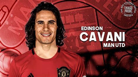 Manchester United : Edinson Cavani fera ses débuts face au PSG