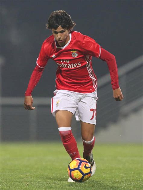 Manchester United join Arsenal following 18 year old Joao ...