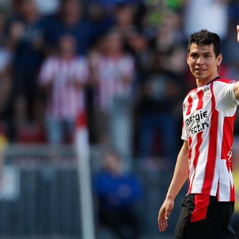 Manchester United Transfer News: Hirving Lozano Setback ...