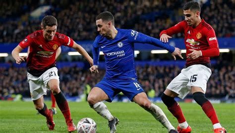 Manchester United vs Chelsea: Where to Watch, Live Stream ...