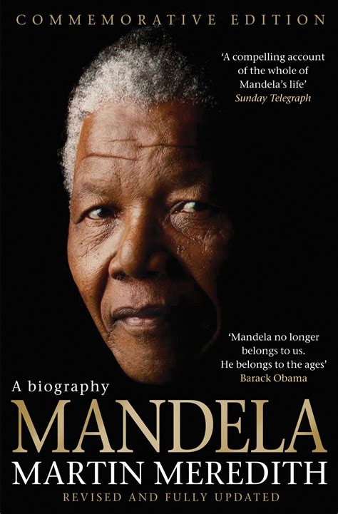 Mandela | Book by Martin Meredith | Official Publisher ...
