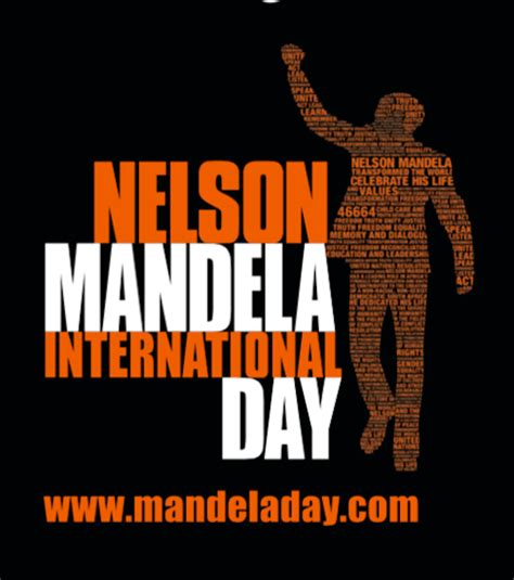 Mandela Day: Celebrate the Good | South Africa | Nelson ...