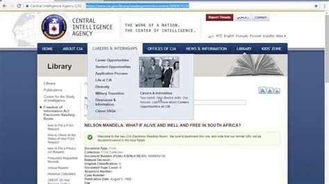 Mandela Effect Proof: Mandela Died In Prison Declassified ...