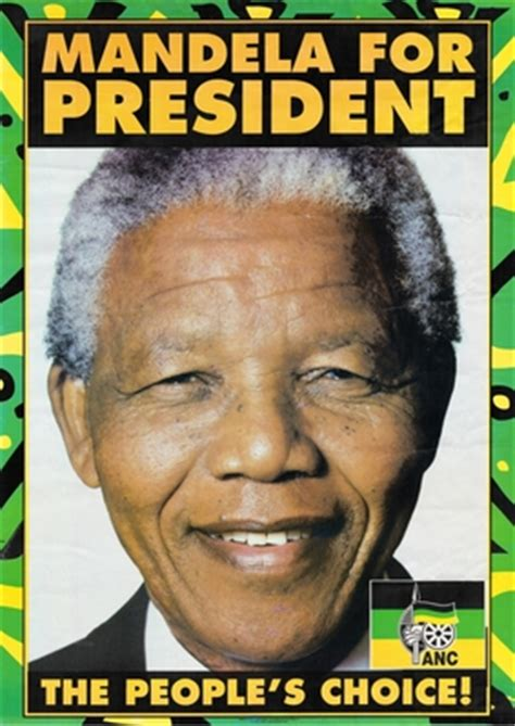Mandela for President: The People s Choice!