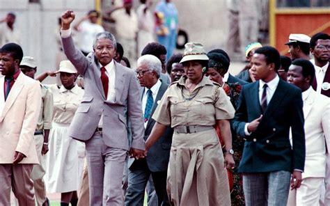 Mandela My Life comes to Eden Park   RNZ
