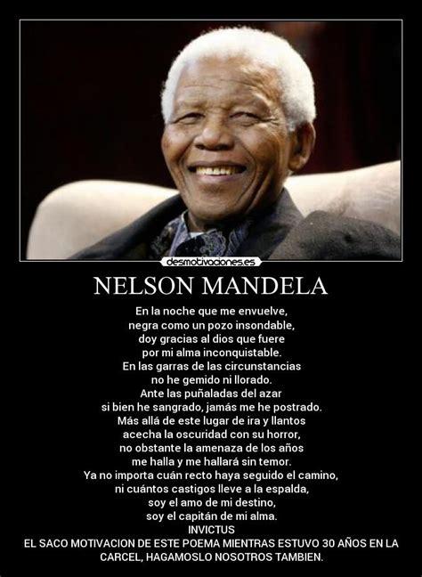 Mandela Poema | mi poema a nelson mandela hombre y soldado ...