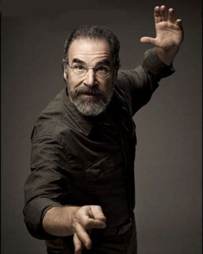 Mandy Patinkin still so handsome! Reminds me of my pop in ...