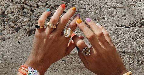 Manicura de verano 2020: Los colores de uñas más tendencia