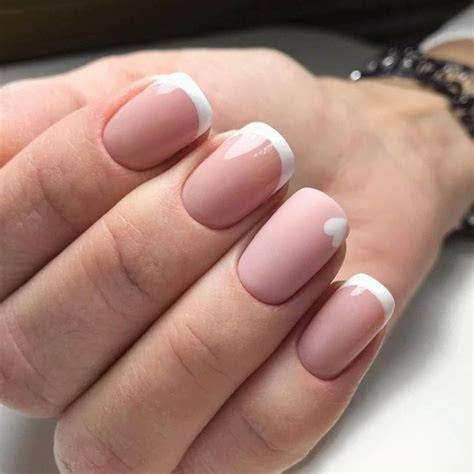 Manicura Francesa 2020【 Los diseños de Uñas más lindos ...