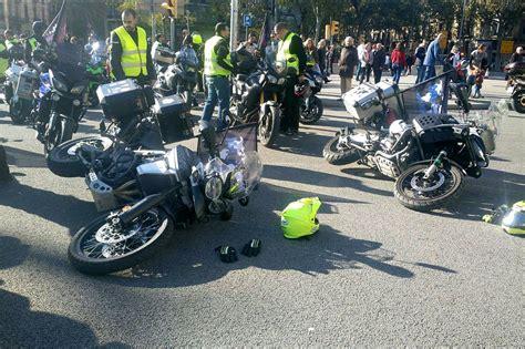 Manifestaciones de Motos en Barcelona: Más de 5.000   Moto1Pro