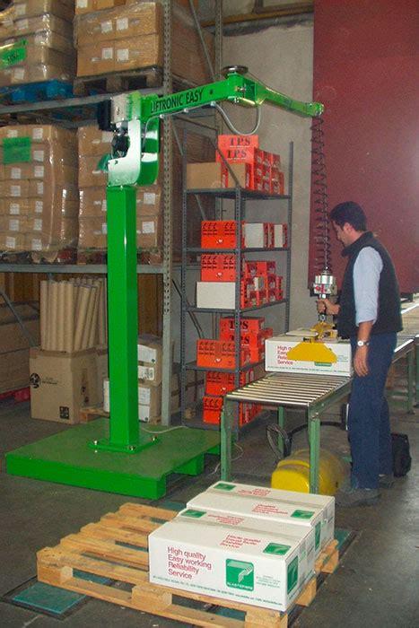 Manipulador eléctrico ingravido Liftronic de INDEVA