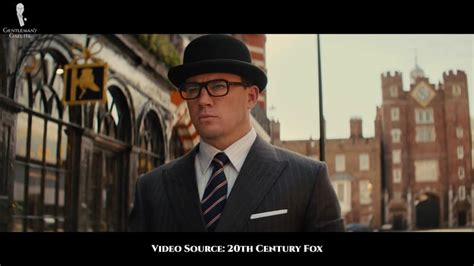 """Manners Maketh Man"""" Men s Style Review of  Kingsman: The ..."""