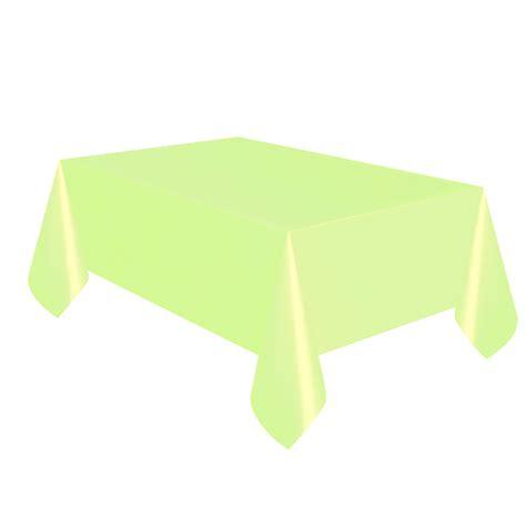 Mantel de Plástico Verde Pastel   Comprar Online [My ...