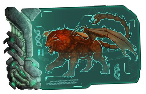 Manticore   Official ARK: Survival Evolved Wiki