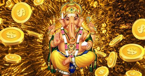 MANTRA DE GRANDE RIQUEZA   É MUITO PODEROSO   Lord Ganesha ...