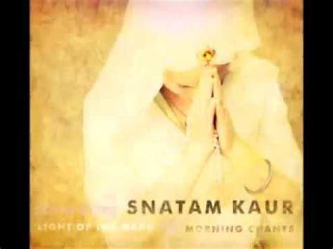 MANTRA KUNDALINI YOGA BY Snatam Kaur Rakhay Rakhanahaar ...