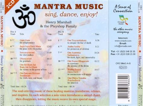 Mantra Music   Henry Marshall | Songs, Reviews, Credits ...