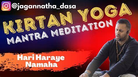 Mantra Music Meditation with Jagannatha   YouTube