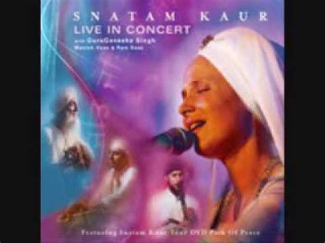 Mantra Music: Ong Namo by Snatam Kaur   YouTube