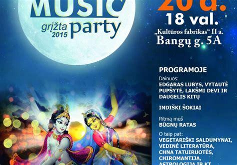 Mantra Music Party 2015   Savaitgalio pramogos, renginiai ...
