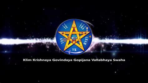 Mantra muy poderoso de proteccion   Klim Krishnaya   YouTube
