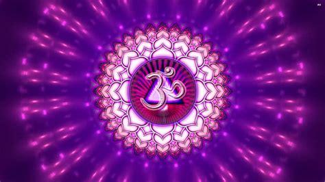 MANTRA PARA Sanar y Desbloquear Septimo chakra Sahasrara ...