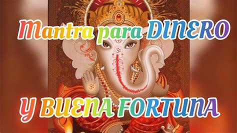 Mantra poderoso MUY RAPIDO para atraer DINERO Y FORTUNA ...