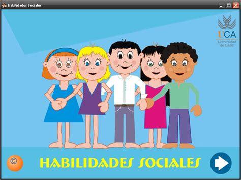 Manual de Habilidades Sociales para INFANTIL Y Primaria ...
